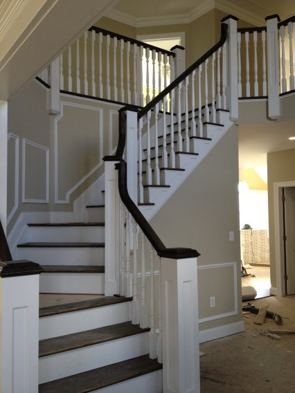 Residential Stair Case